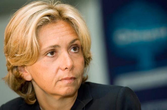 Valérie Pécresse, présidente de la région Ile-de-France. © Reuters