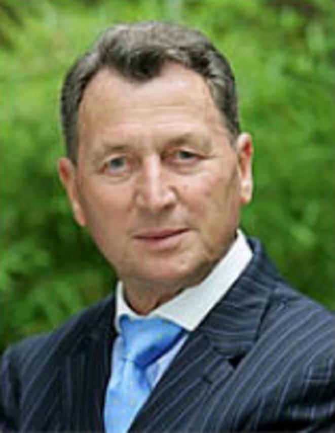 Francis Pizzorno, fondateur du groupe et PDG