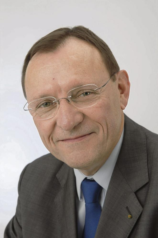 Le sénateur Bruno Sido (UMP) © DR