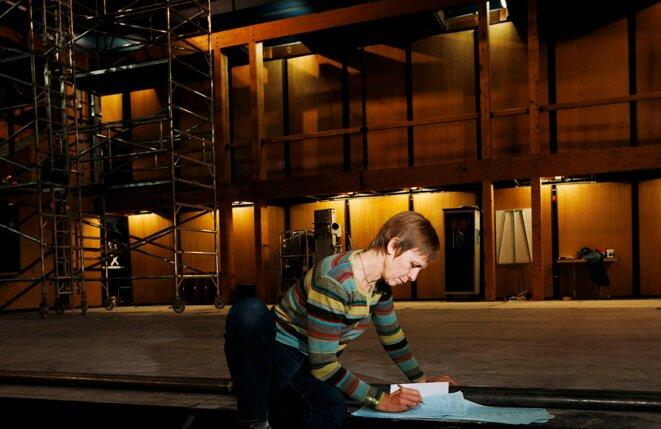 Catherine Anne - Théâtre de l'est parisien ©  Eric Garault