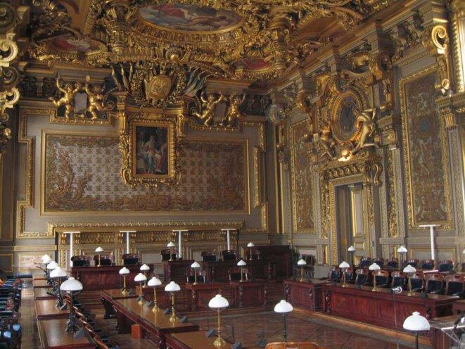 La grand'chambre