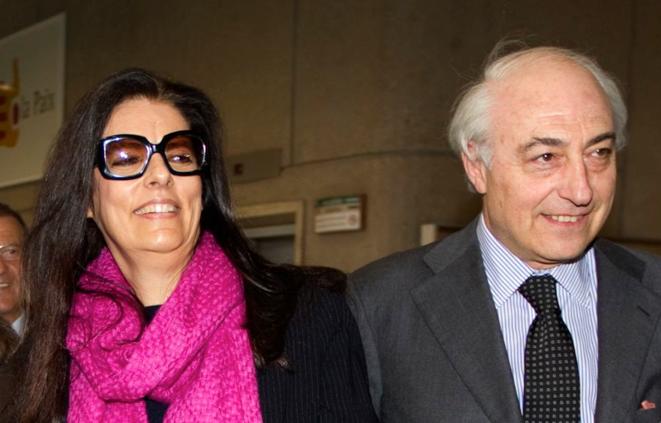 Françoise et Jean-Pierre Meyers