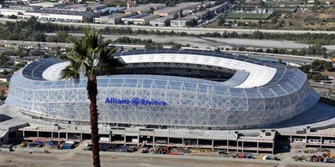 Le stade de Nice © Reuters