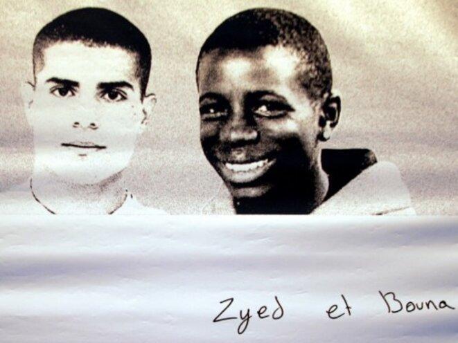 Zyed Benna et Bouna Traoré