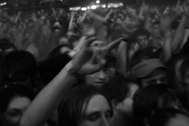 Arctic Monkeys, Eurockéennes 2011 © C. Sénéchal