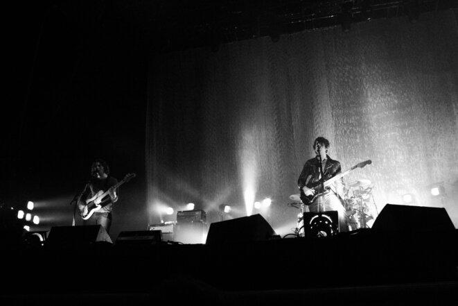 Arctic Monkeys, Eurockéennes 2011