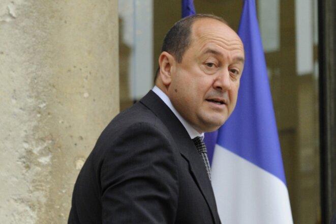 L'ancien patron de la DCRI, Bernard Squarcini. © Reuters
