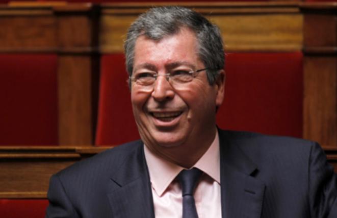 Patrick Balkany, maire de Levallois-Perret depuis 2001.