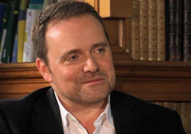 Le communicant Bastien Millot, proche de Copé depuis de longues années, fut son directeur de cabinet et son conseiller. © Vimeo