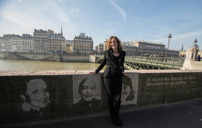 Nathalie Kosciusko-Morizet, le 8 mars, pour la journée internationale des femmes. © Flickr/nk_m/Pascal Legrand