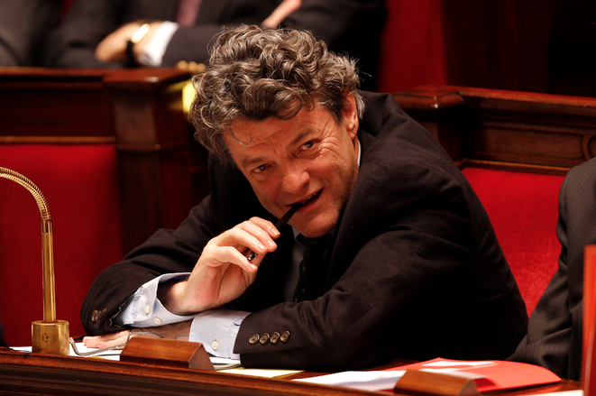 Jean-Louis Borloo à l'Assemblée nationale. © Reuters