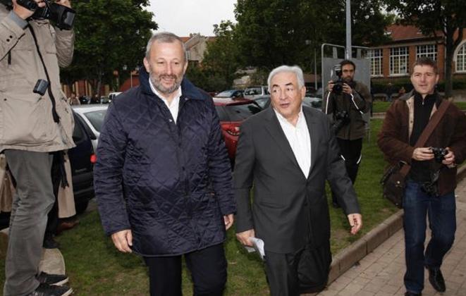 À Sarcelles, François Pupponi a succédé à Dominique Strauss-Kahn en 1997. © Reuters