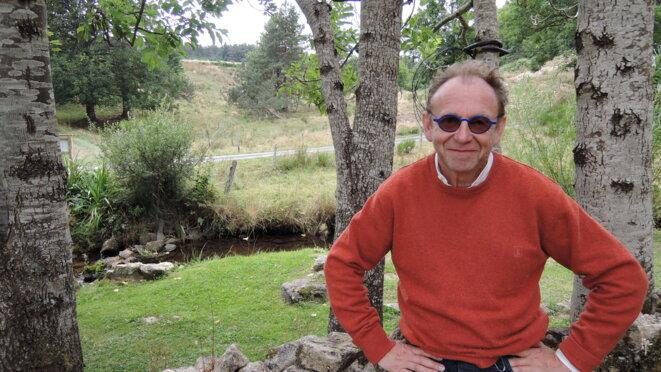Jean-François Manier, directeur artistique du festival