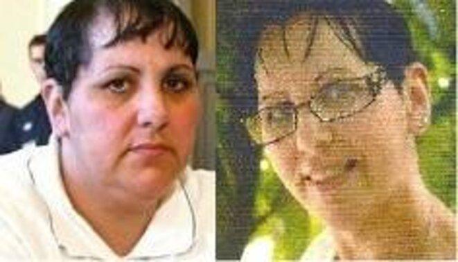 Myriam Badaoui complètement métamorphosée pendant ses 12 années d'incarcération. Elle n'est plus le personnage monstrueux présenté par les médias mais elle est devenue une très élégante femme. Dans quel but? © Inconnu