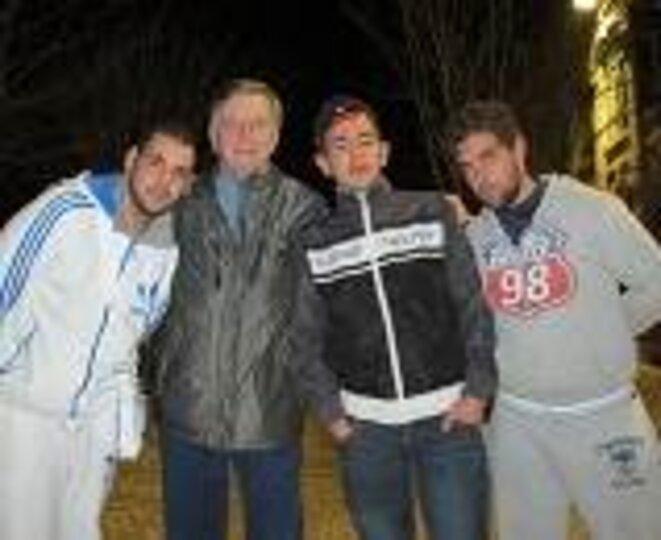 Les frères Delay, 3 des 12 enfants reconnus victimes © Inconnu