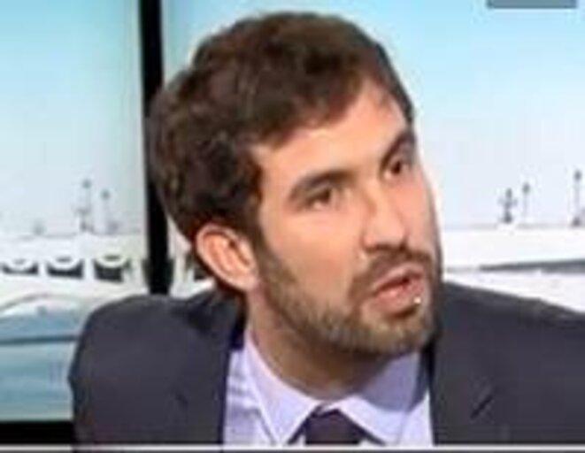 Jean-Christophe Boyer avocat de Chérif, Dimitri & Jonathan Delay victimes dans l'affaire d'Outreau  © Inconnu