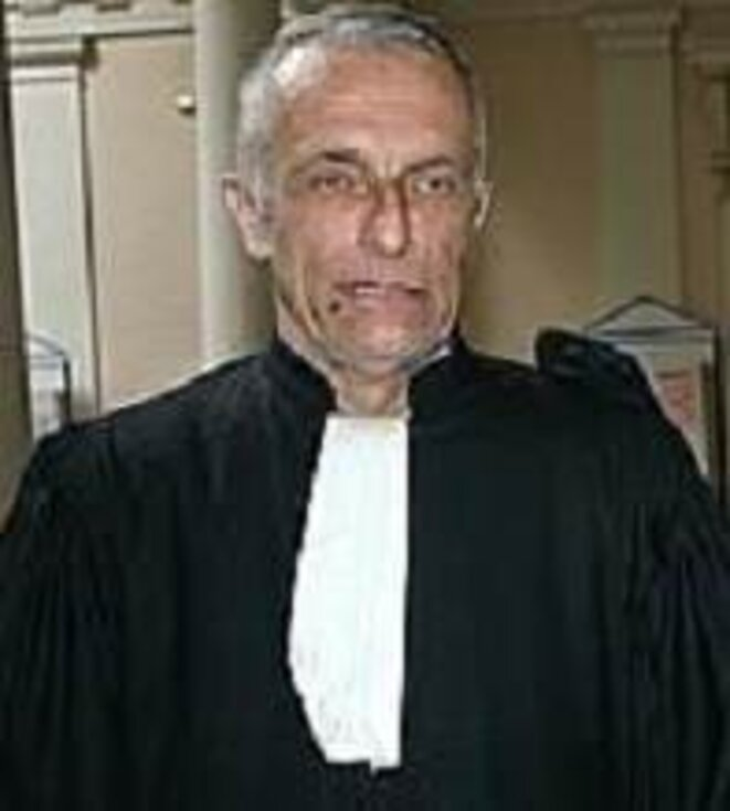 Thierry Normand avocat