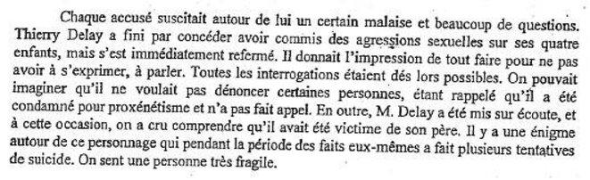 Déclaration Président Monier