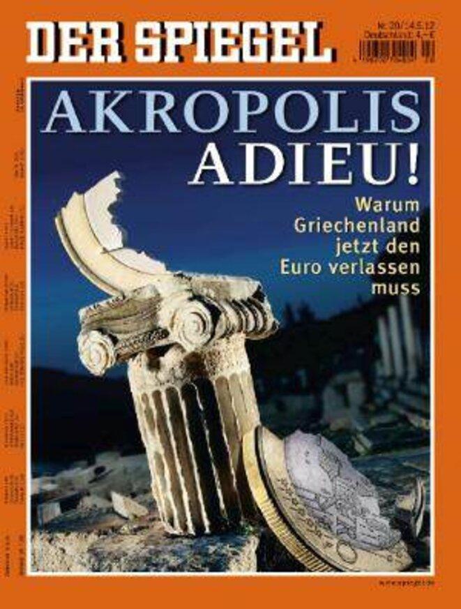 Adieu Acropolis