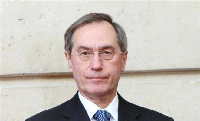Claude Guéant était ministre de l'intérieur au moment du contrôle fiscal..
