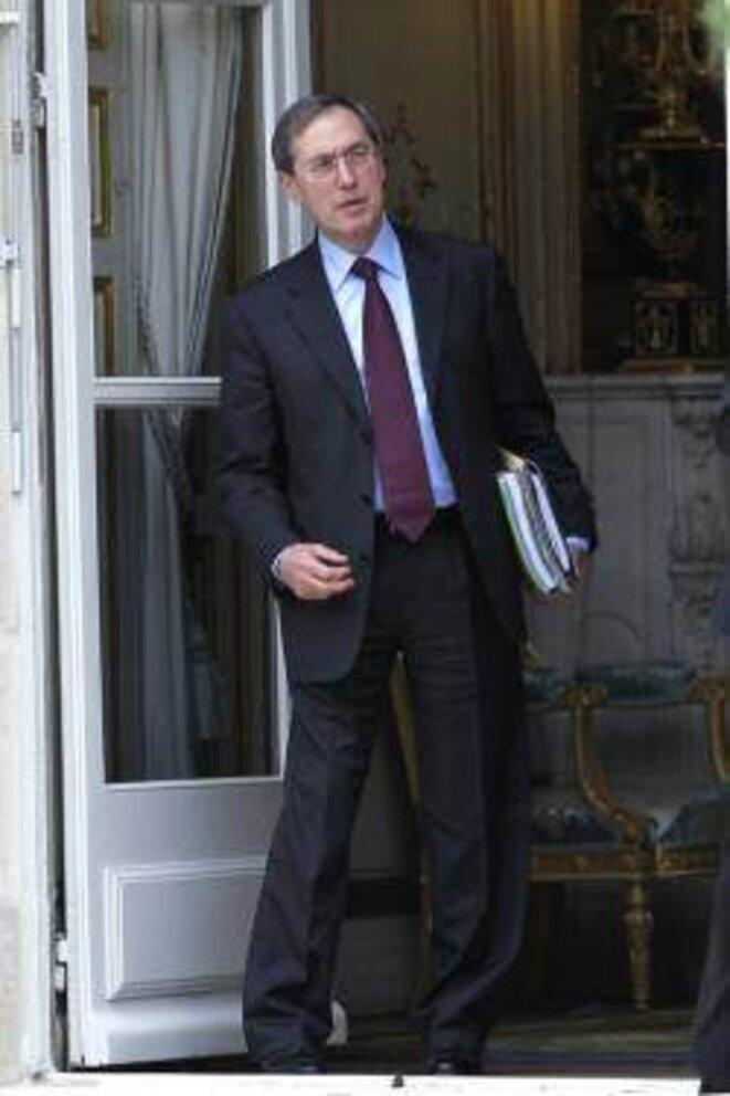 Claude Guéant, secrétaire général de l'Elysée
