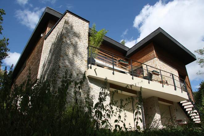 La villa de François Lamy aujourd'hui