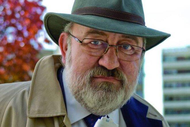 Maurice Dufresse, alias Pierre Siramy, s'est établi à Saint Lô.
