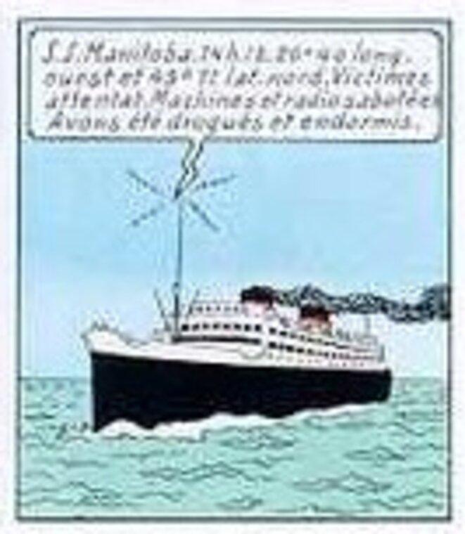La reprise du contact entre le Manitoba et sa compagnie