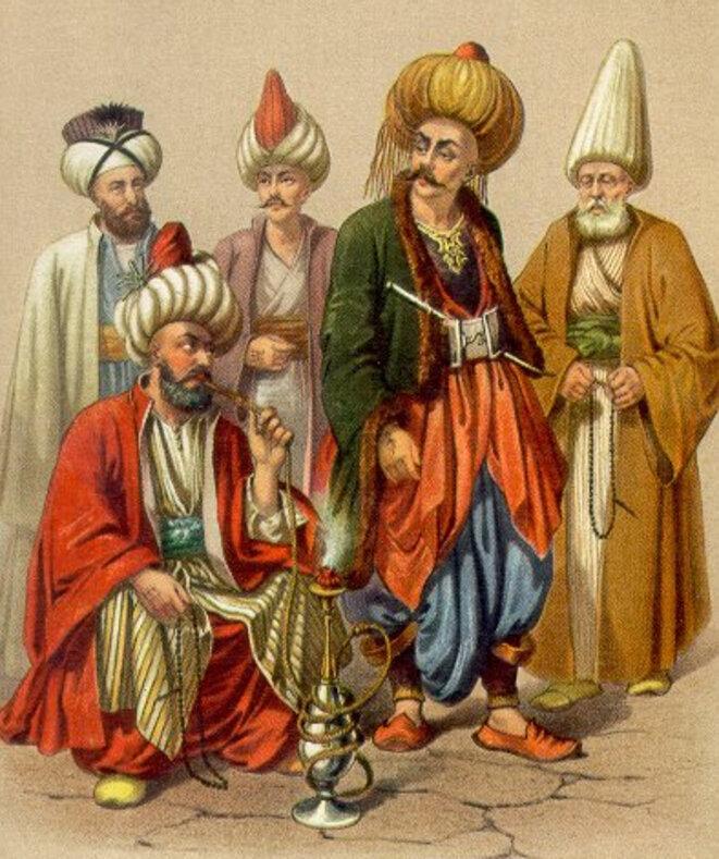 Les Janissaires - empire ottoman