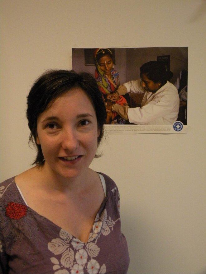 Jalila Bouzid, coordinatrice