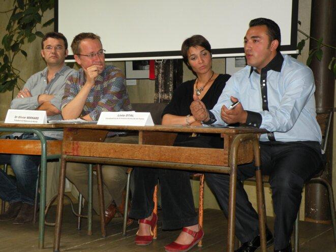 Conférence de presse de MdM, le 26 juillet 2011