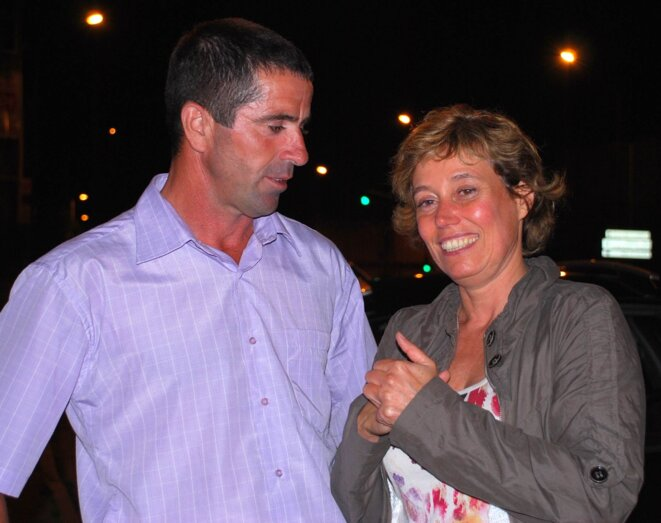 Le père d'Ardi et Isabelle Kieffer