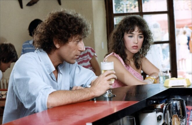 L'été meurtrier ©  A Souchon et I Adjani , film de  J Becker