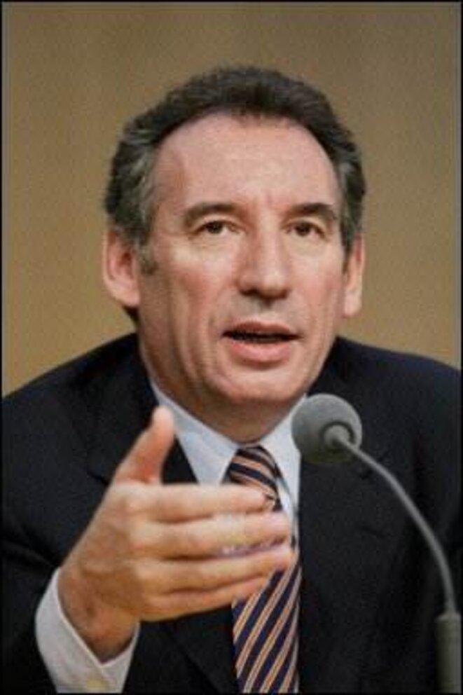 François Bayrou © Pierre-Alain Reynaud - Café Républicain