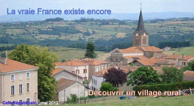 La Vraie France Existe Encore   D U00e9couvrir Un Village Rural