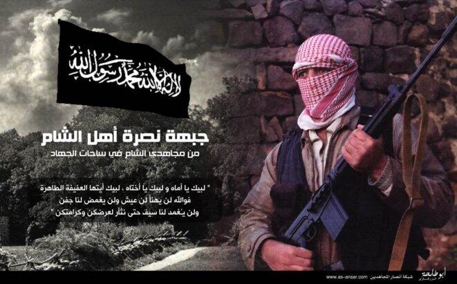 """""""Le Front du Soutien aux Gens de Syrie"""""""