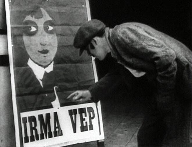 Un fan des Vampires (1915) © Gaumont