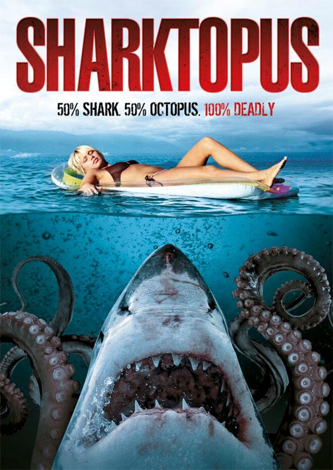 Affiche du film Sharktopus © Star Entertainment