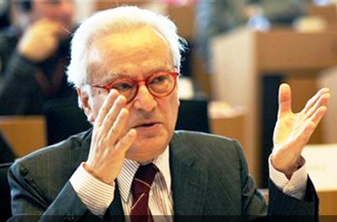 Hannes Swoboda, S&D leader