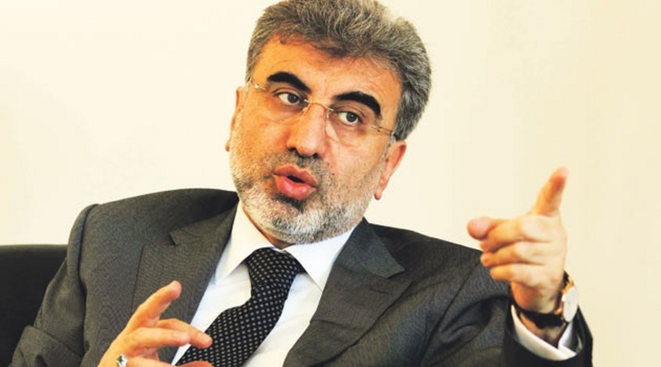 Taner Yıldız (AKP), ministre turc de l'énergie et des ressources naturelles © DR