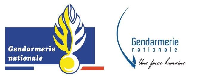 RN10 logos gendarmerie