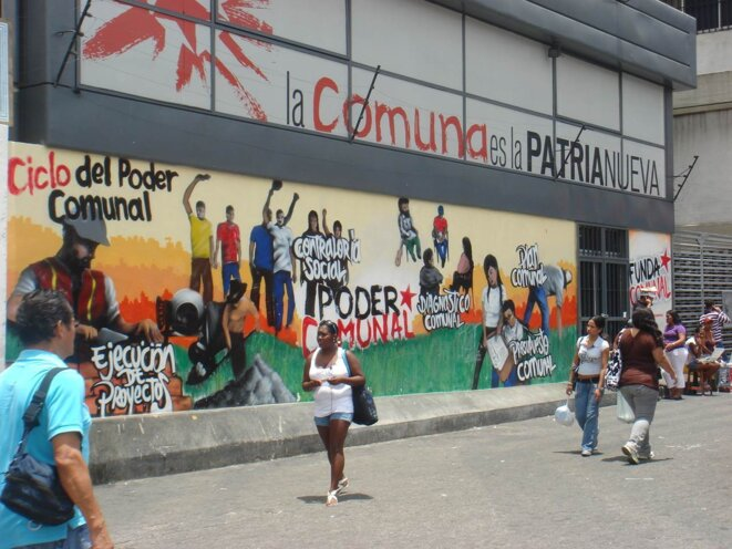 Boulevard de Sabana Grande, Caracas © Jessica Brandler