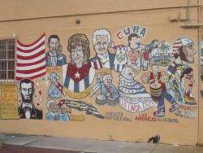 Centre culturel cubain, Calle 8, Miami