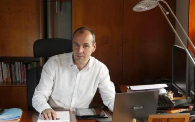 reuters © Laurent Berger, secrétaire général de la CFDT