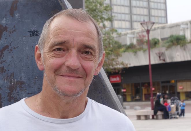 Jean-Louis Betoux, secrétaire de l'union locale CGT d'Evry