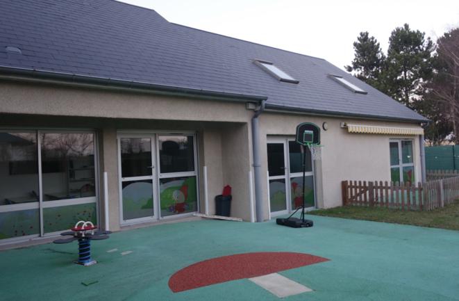 L'école musulmane de La Chapelle-Saint-Mesmin.