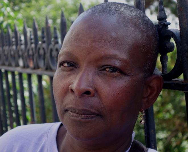 Gabrielle, 62 ans, 29 ans d'ancienneté, deux filles