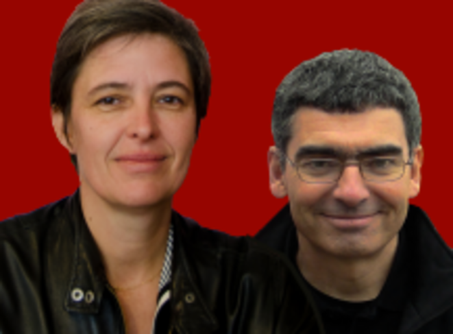Pascale Le Neouannic et son suppléant