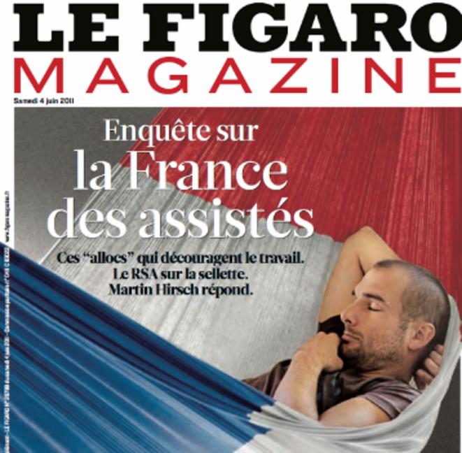 Une_du_Figaro_stigmatisant_les_beneficia