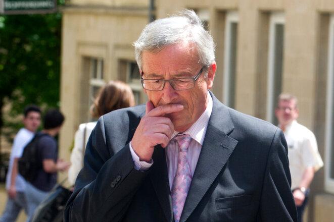 Jean-Claude Juncker, en juillet 2013 ©  REUTERS/Charles Caratini